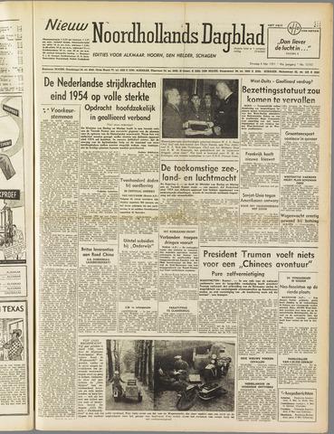 Nieuw Noordhollandsch Dagblad : voor Alkmaar en omgeving 1951-05-08