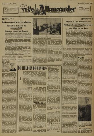 De Vrije Alkmaarder 1947-06-25