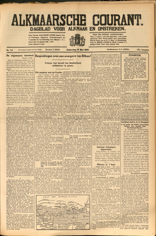 Alkmaarsche Courant 1937-05-15