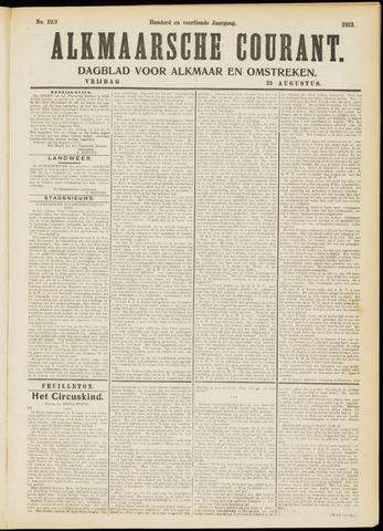Alkmaarsche Courant 1912-08-23