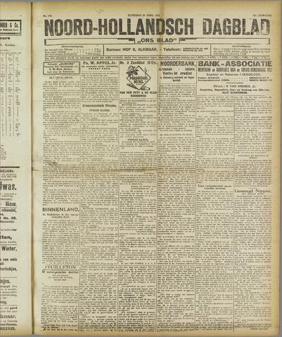 Ons Blad : katholiek nieuwsblad voor N-H 1921-04-30