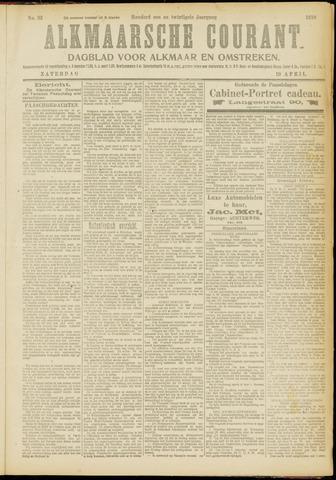 Alkmaarsche Courant 1919-04-19