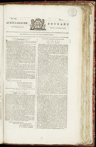 Alkmaarsche Courant 1821-02-12