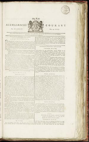 Alkmaarsche Courant 1827-06-25