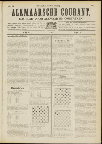 Alkmaarsche Courant 1910-07-22