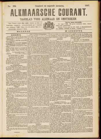 Alkmaarsche Courant 1907-08-19