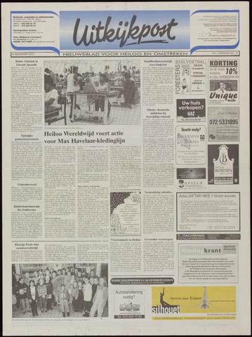 Uitkijkpost : nieuwsblad voor Heiloo e.o. 2000-11-08