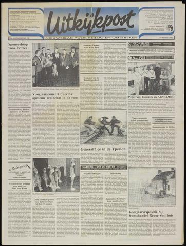 Uitkijkpost : nieuwsblad voor Heiloo e.o. 1993-03-24