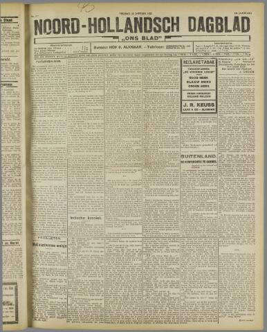 Ons Blad : katholiek nieuwsblad voor N-H 1922-01-13