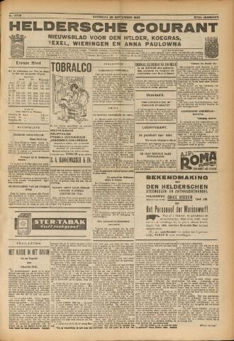 Heldersche Courant 1929-09-28