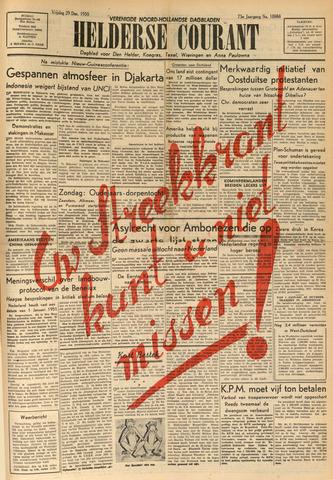 Heldersche Courant 1950-12-29