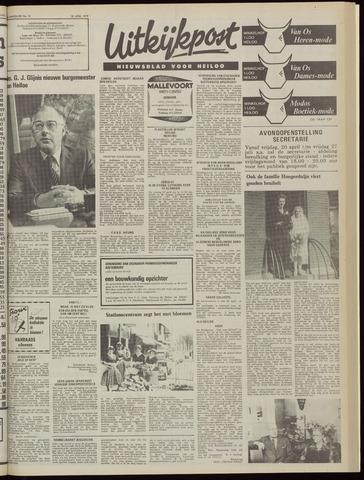 Uitkijkpost : nieuwsblad voor Heiloo e.o. 1979-04-18