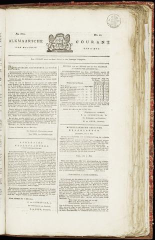 Alkmaarsche Courant 1821-05-21