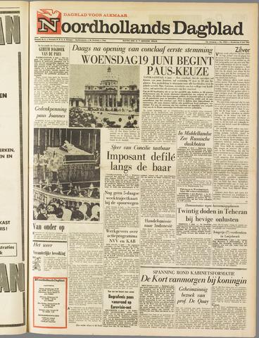 Noordhollands Dagblad : dagblad voor Alkmaar en omgeving 1963-06-06