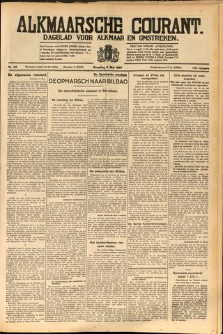 Alkmaarsche Courant 1937-05-11