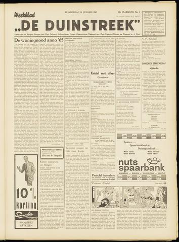 De Duinstreek 1965-01-14