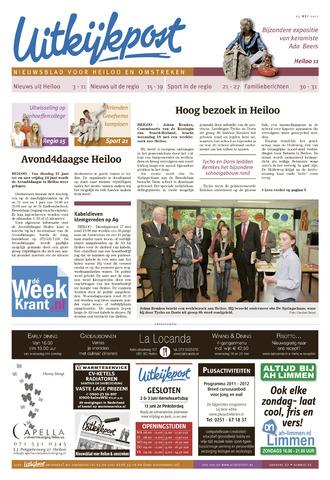 Uitkijkpost : nieuwsblad voor Heiloo e.o. 2011-05-25