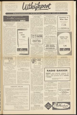 Uitkijkpost : nieuwsblad voor Heiloo e.o. 1963-10-31