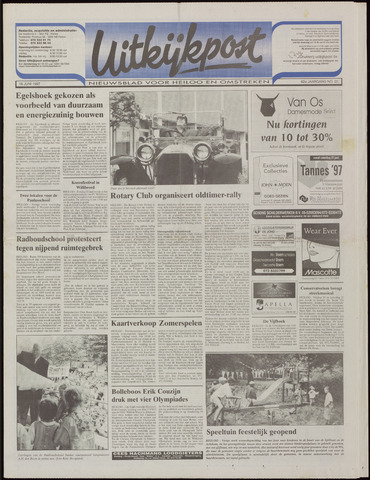 Uitkijkpost : nieuwsblad voor Heiloo e.o. 1997-06-18