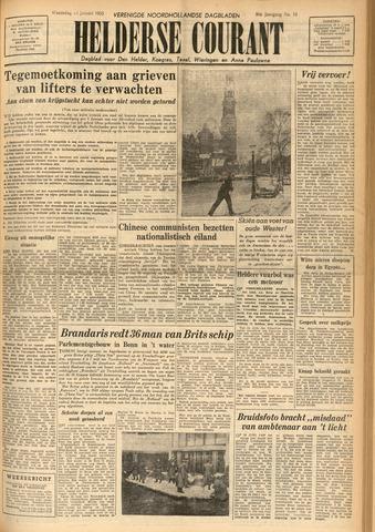 Heldersche Courant 1955-01-19
