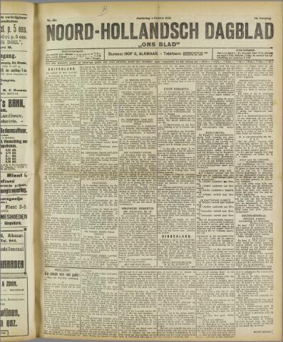 Ons Blad : katholiek nieuwsblad voor N-H 1922-10-05