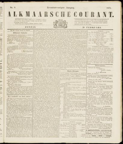 Alkmaarsche Courant 1875-02-28