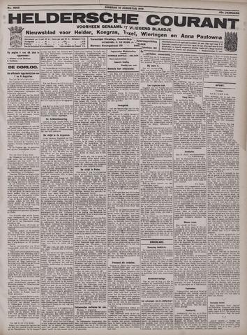 Heldersche Courant 1915-08-10