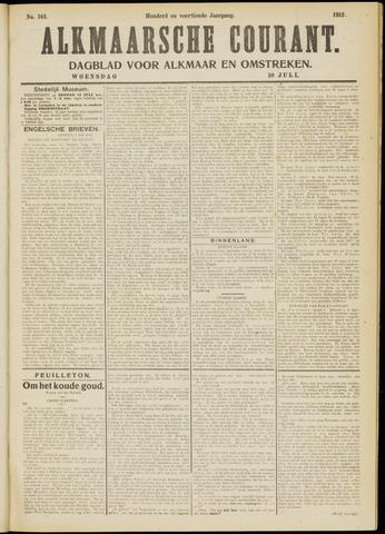 Alkmaarsche Courant 1912-07-10