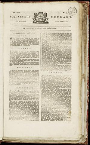 Alkmaarsche Courant 1818-02-16