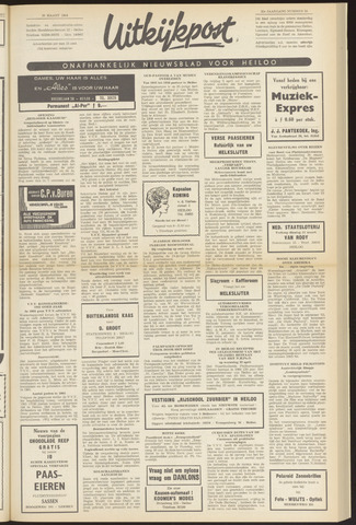 Uitkijkpost : nieuwsblad voor Heiloo e.o. 1964-03-26