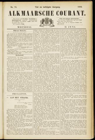 Alkmaarsche Courant 1882-06-14