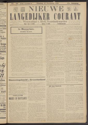 Nieuwe Langedijker Courant 1928-11-20