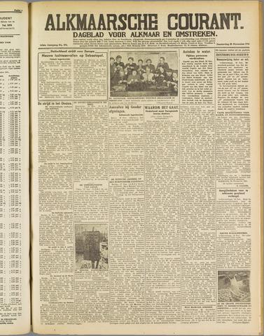 Alkmaarsche Courant 1941-11-20
