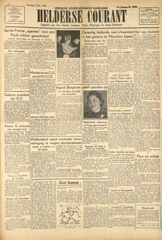 Heldersche Courant 1949-12-17