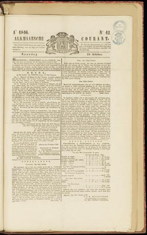 Alkmaarsche Courant 1846-10-19