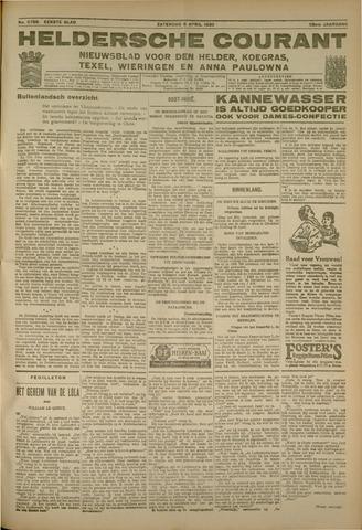 Heldersche Courant 1930-04-05