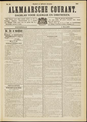 Alkmaarsche Courant 1913-03-06