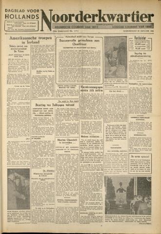 Heldersche Courant 1942-01-29
