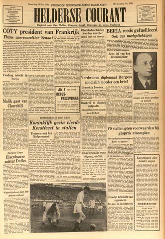 Heldersche Courant 1953-12-24