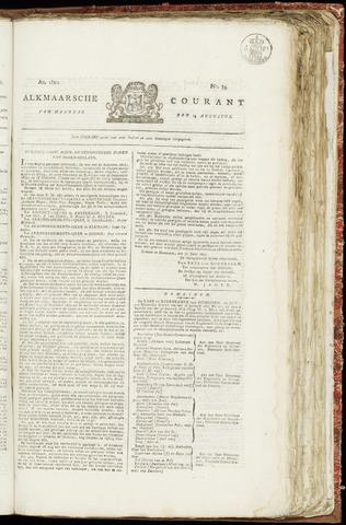 Alkmaarsche Courant 1820-08-14