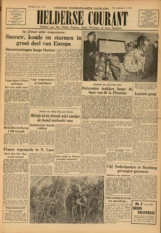 Heldersche Courant 1954-01-05