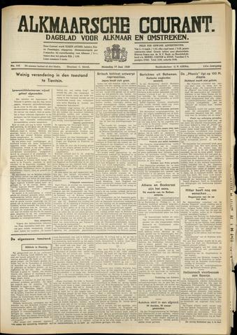 Alkmaarsche Courant 1939-06-19