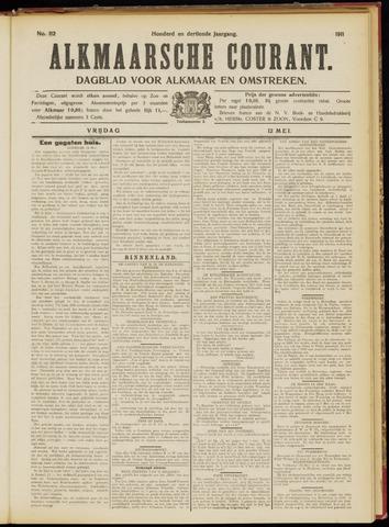 Alkmaarsche Courant 1911-05-12