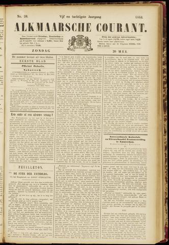Alkmaarsche Courant 1883-05-20
