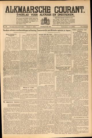 Alkmaarsche Courant 1939-07-08