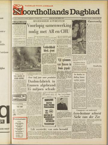 Noordhollands Dagblad : dagblad voor Alkmaar en omgeving 1967-10-16