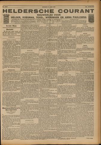 Heldersche Courant 1921-06-14