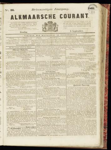 Alkmaarsche Courant 1861-09-08