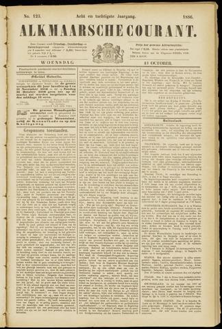 Alkmaarsche Courant 1886-10-13