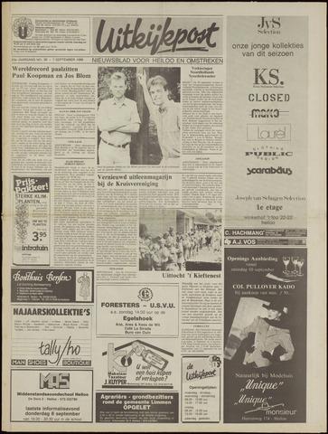 Uitkijkpost : nieuwsblad voor Heiloo e.o. 1988-09-07